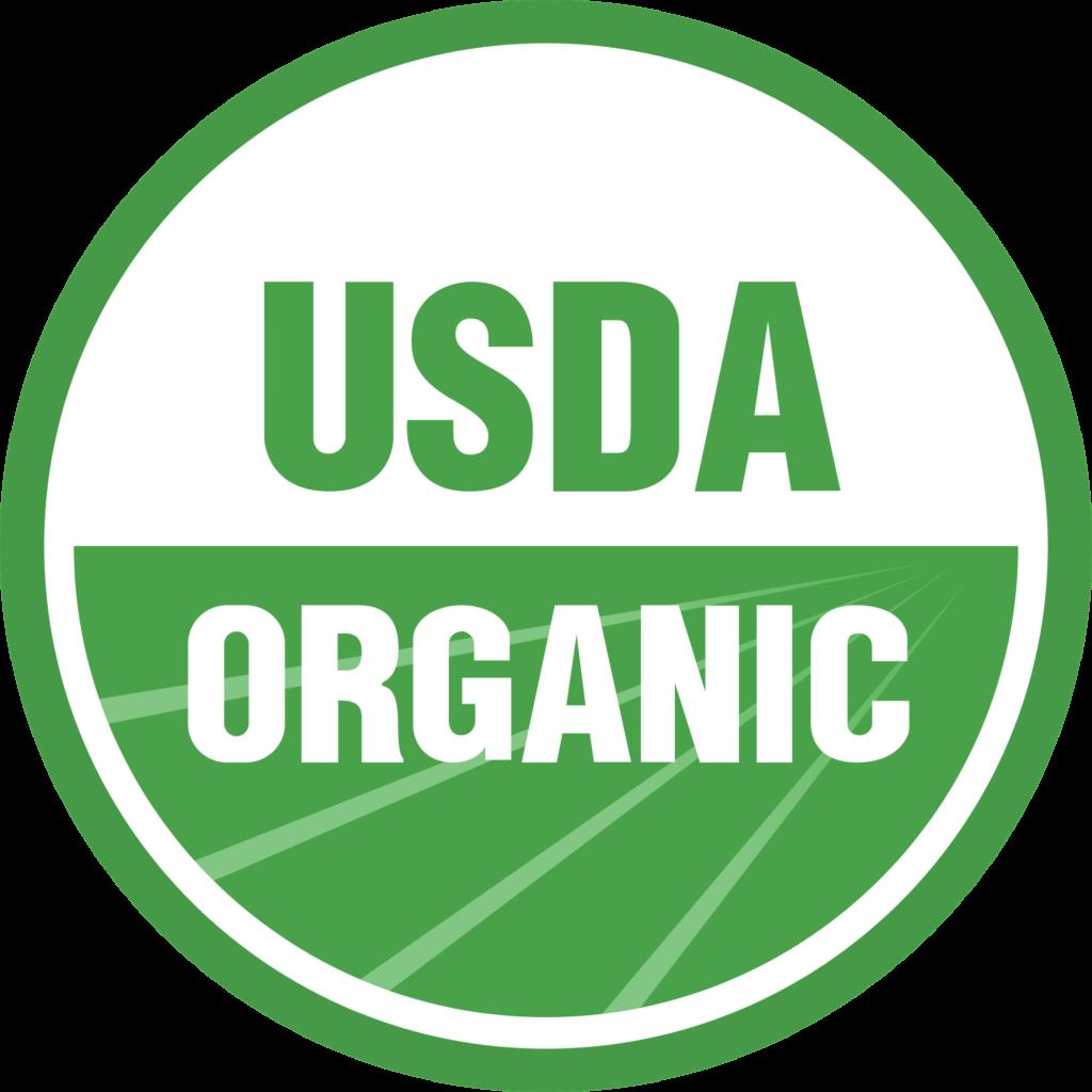 Сертификат Usda Organic - интернет-магазин эфирных масел Romata.ru